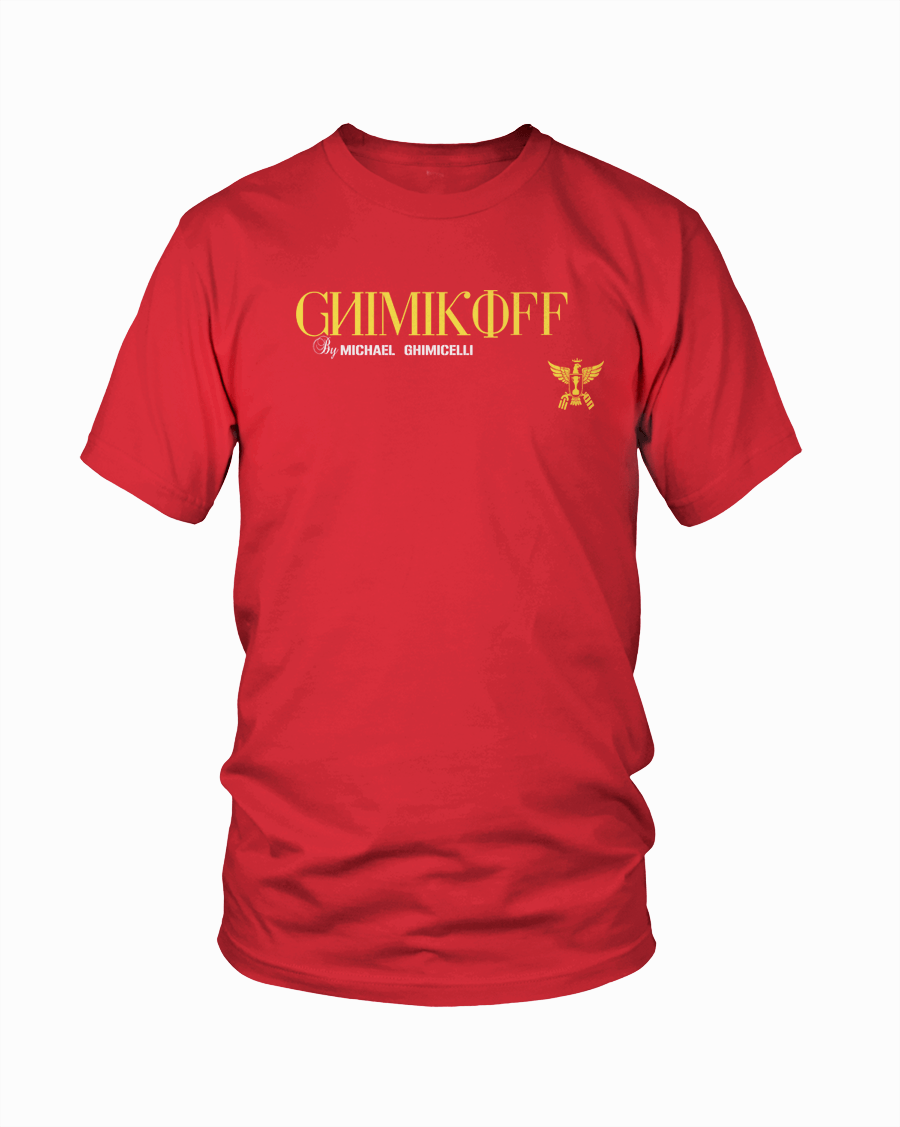 Ghimikoff (Y/Red) - Ghimicelli
