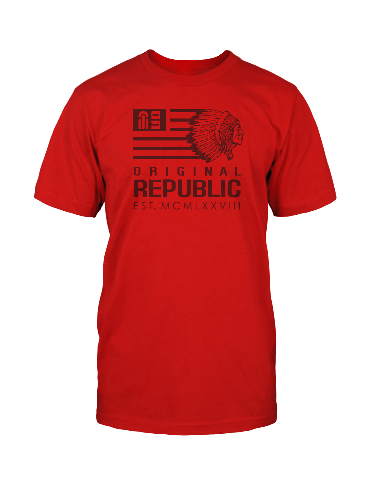 Original Republic - Red - Ghimicelli