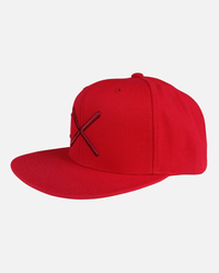 Texas Snapback Red - Ghimicelli