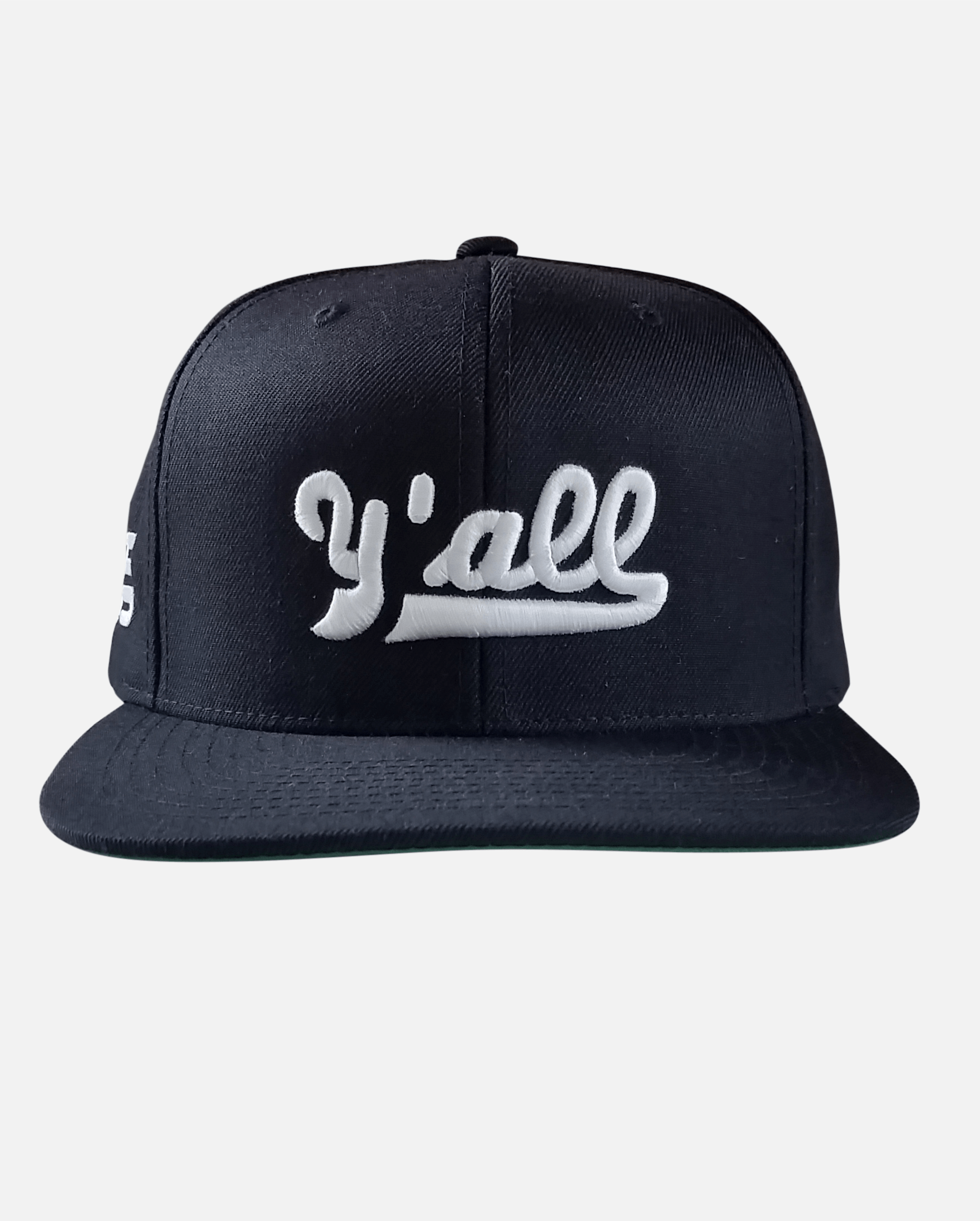 Y'all Hat (Black) - Southern Anthem - Ghimicelli