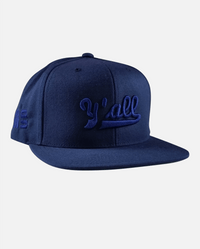 Y'all Hat (Full Navy) - Southern Anthem - Ghimicelli
