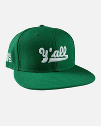 Y'all Hat (Green) - Southern Anthem - Ghimicelli
