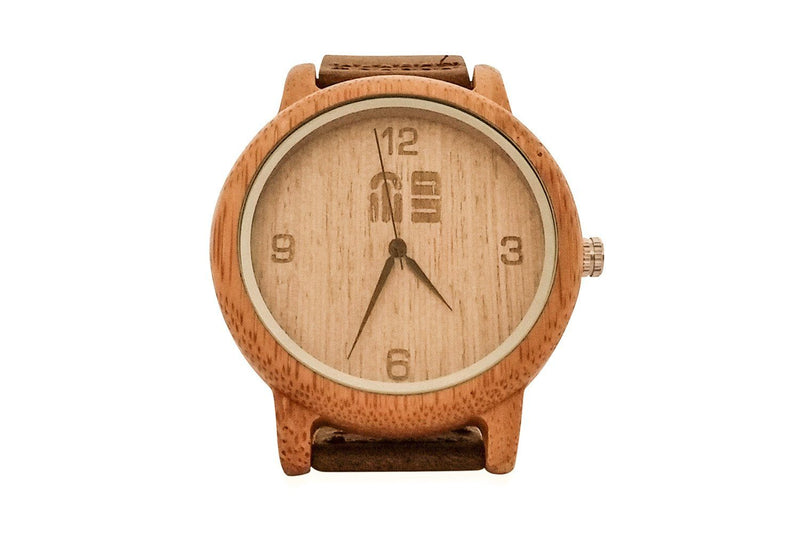Handmade wooden watch - Ghimicelli