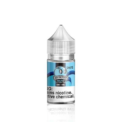 Salt Factory - Blue Razz - 30ml