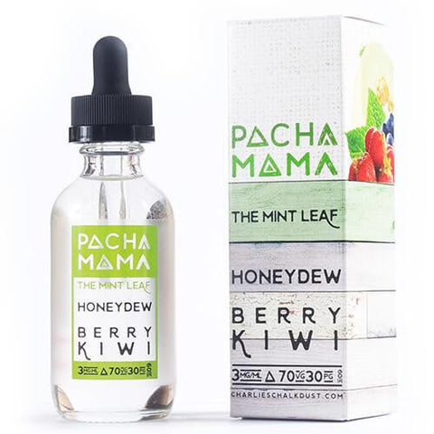 Pachamama - Mint Leaf, Honeydew, Berry Kiwi - 60ml