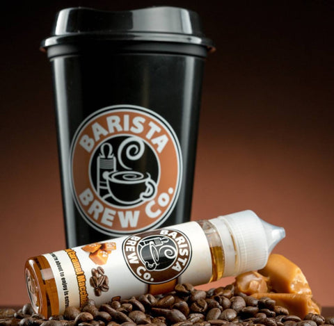 Barista Brew Co. - Salted Caramel macchiato - 60ml
