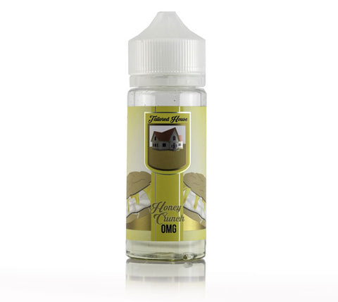 Tailored Vapors- honey crunch - 60ml