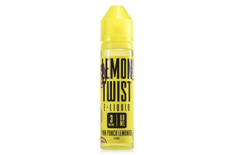 Lemon Twist - Pink Punch Lemonade - 60ml