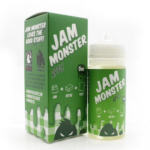 Jam Monster Apple Jam- 100ml