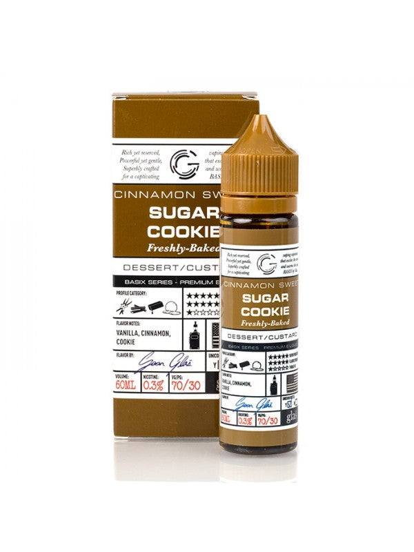 Basix - Sugar Cookie - 60ml