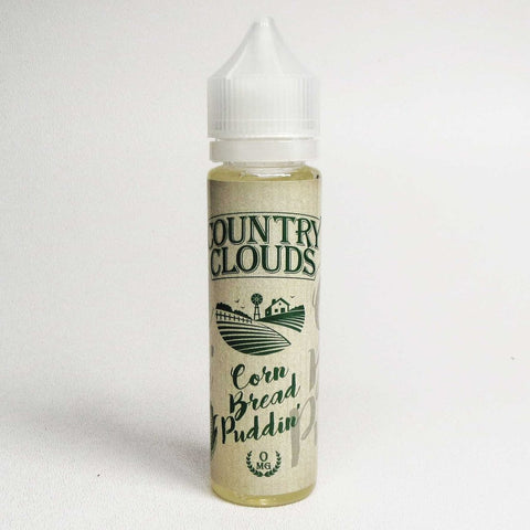 Country Clouds - Corn Bread Puddin' - 60ml