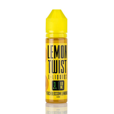 Lemon Twist - Peach Blossom Lemonade - 60ml