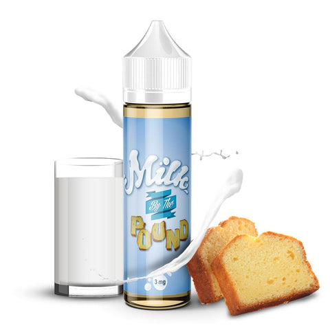 By The Pound - Milk - 60ml