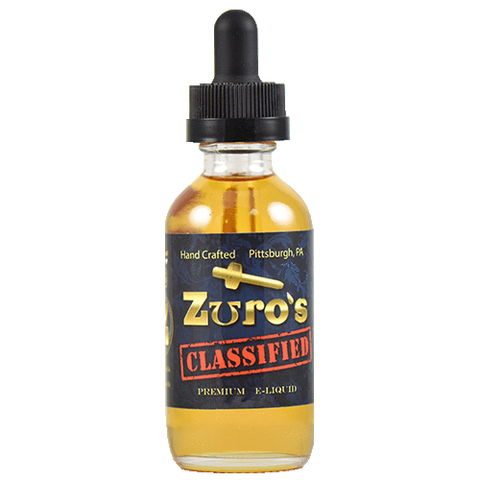 Zuro's -  Classified - 60ml