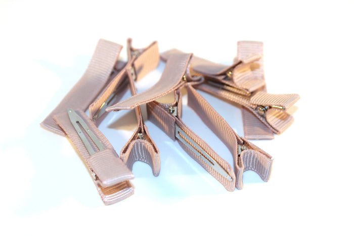 Partially Lined Clips (Solid Colors) - Peak Bloom  - 8