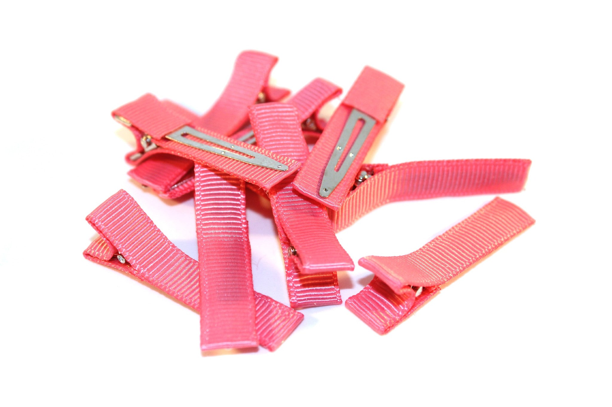 Partially Lined Clips (Solid Colors) - Peak Bloom  - 2