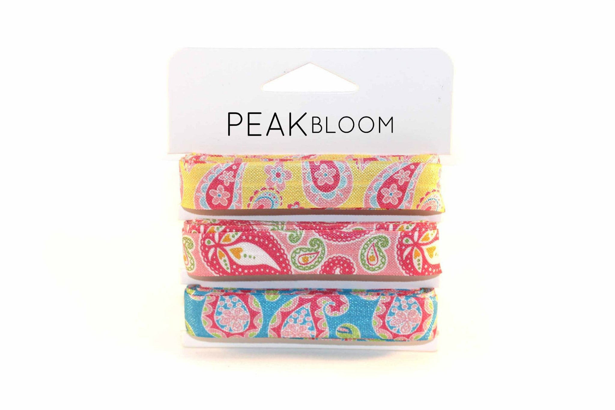 Darling Paisley Bundle FOE (6 Yards Total) - Peak Bloom