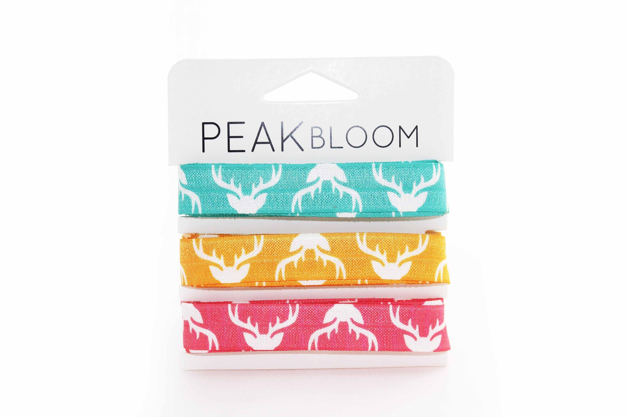 Oh Deer Trio Bundle Bundle FOE (6 Yards Total) - Peak Bloom