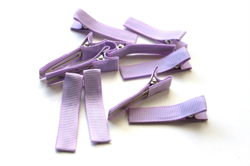 Partially Lined Clips (Solid Colors) - Peak Bloom  - 21