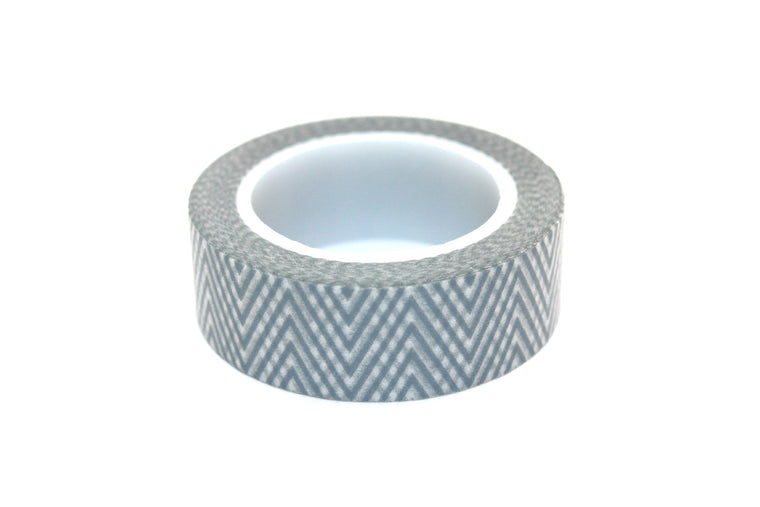 Thin Chevron Horizontal Washi Tape