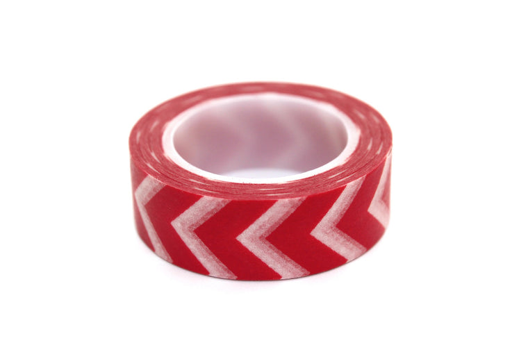 Large Chevron Washi Tape
