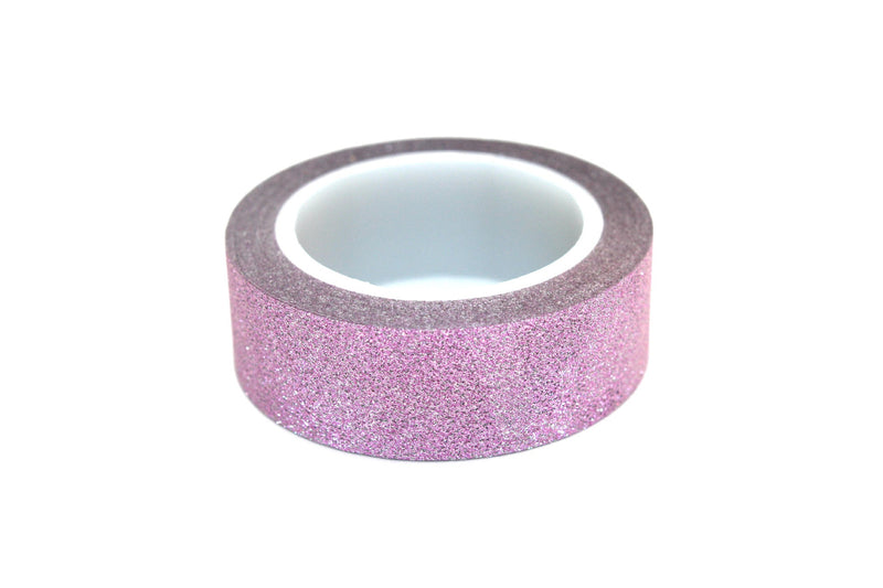 Glitter Washi Tape - Peak Bloom
