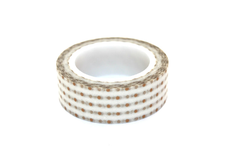 Small Dots Washi Tape