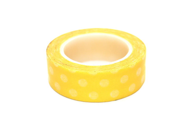 Medium Dots Washi Tape - Peak Bloom
