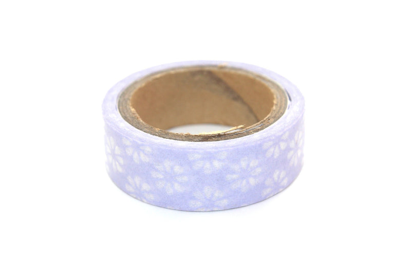 Misc Patterns Washi Tape - Peak Bloom