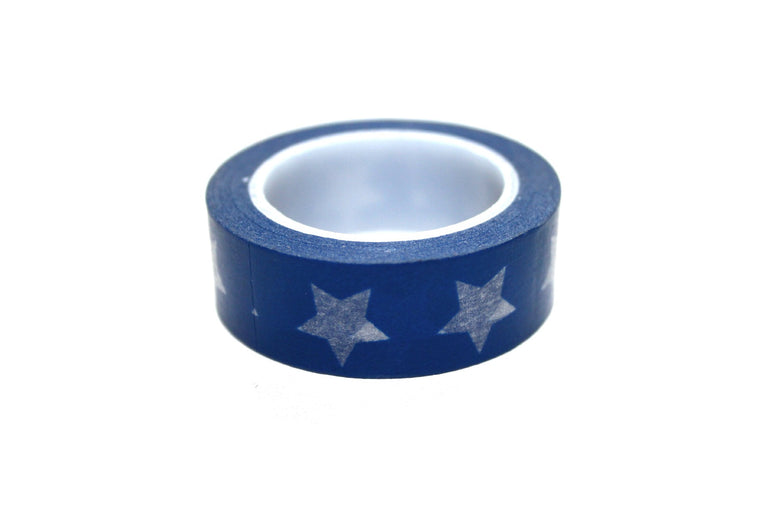 Large Stars Washi Tape