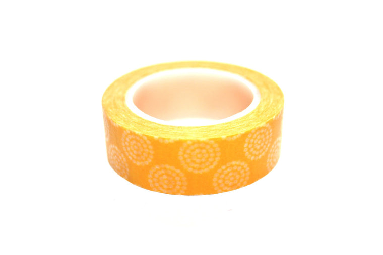 Circle Dot Design Washi Tape