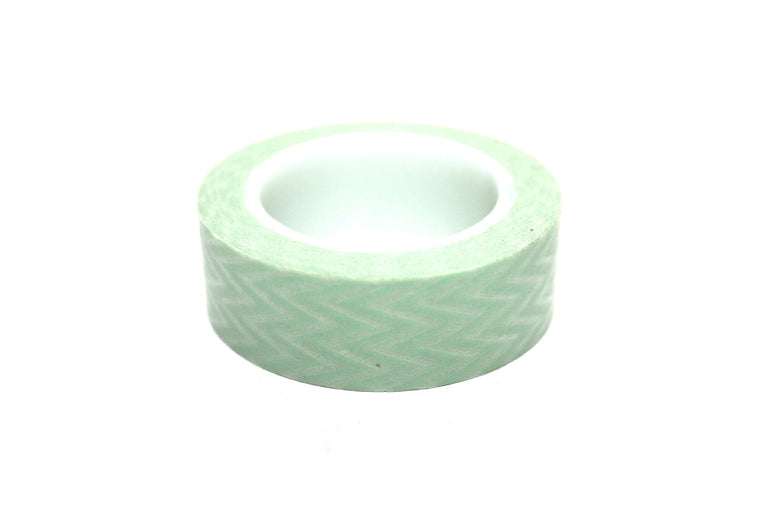 Thin Chevron Vertical Washi Tape