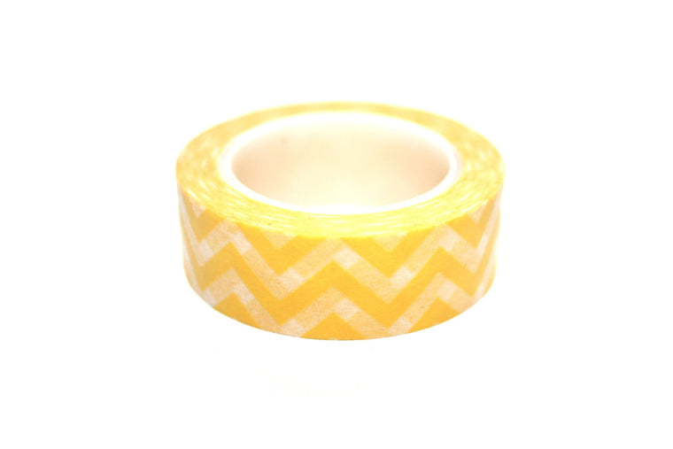 Horizontal Chevron Washi Tape