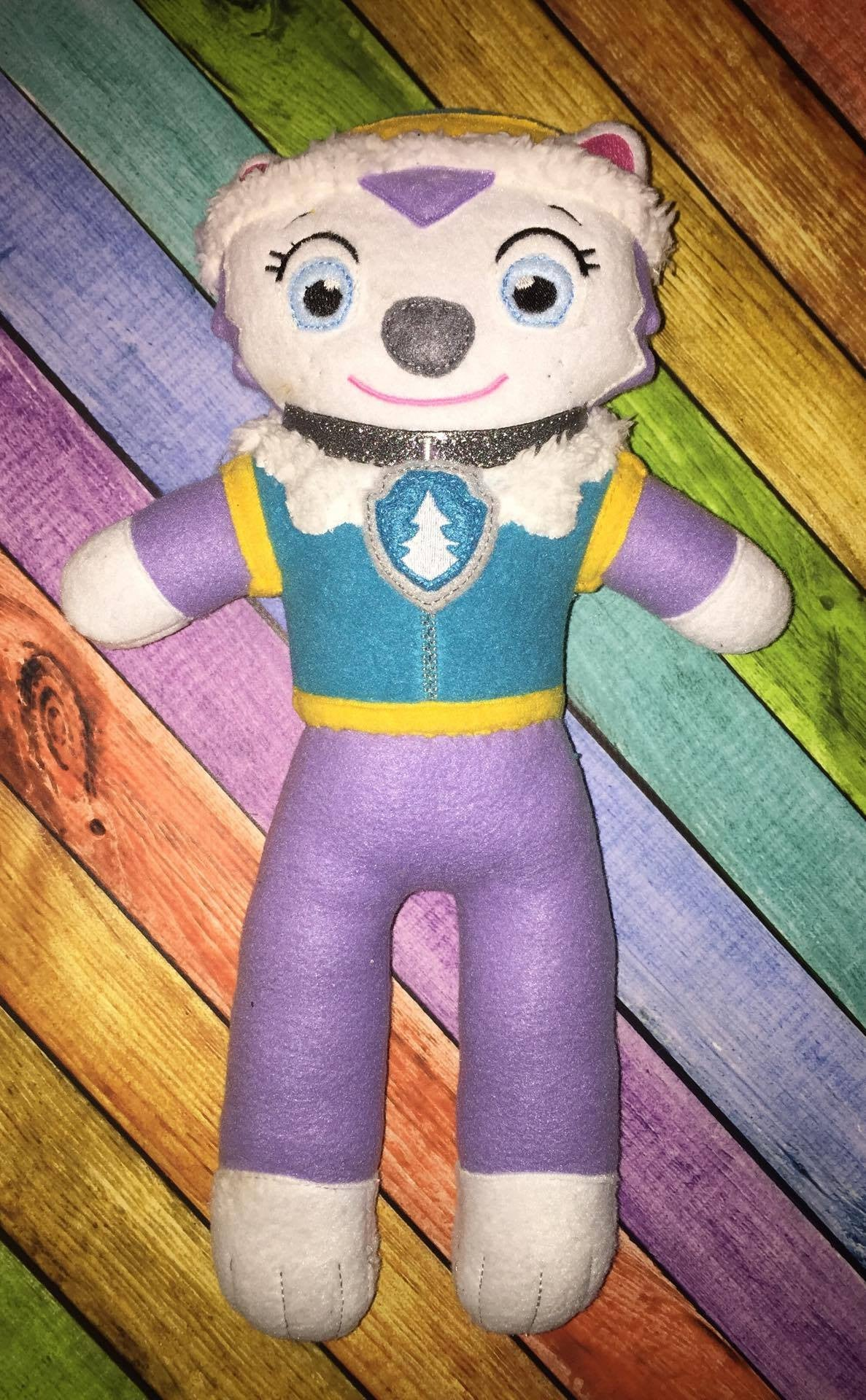 EVEREST PAW PATROL DOLL PATTERN