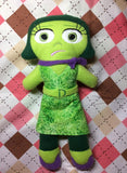 DISGUST FEELING DOLL PATTERN