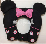 6x10 & 8X12 MRS MOUSE NECK PILLOW