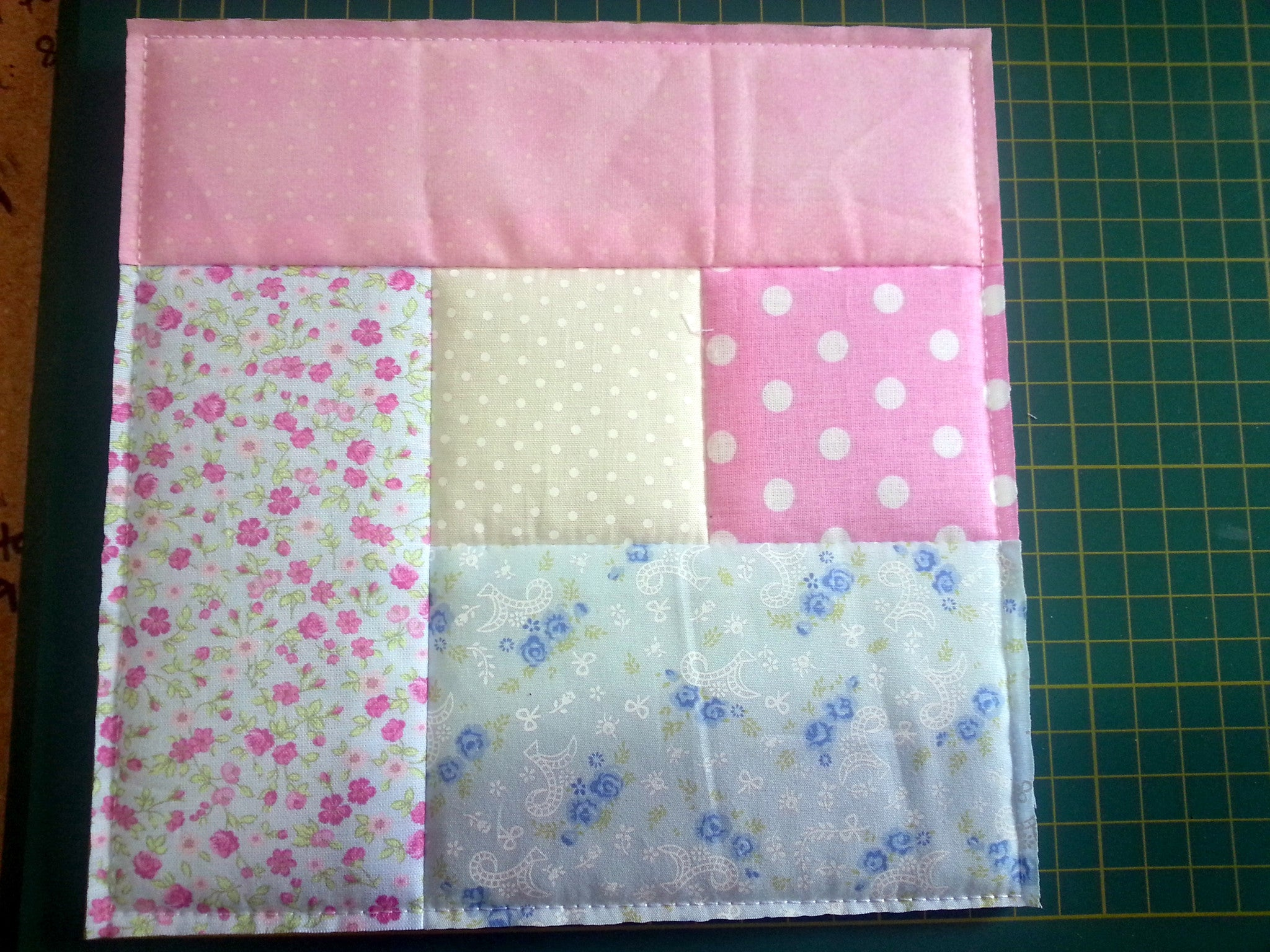 ITH QUILTING BLOCK # 1