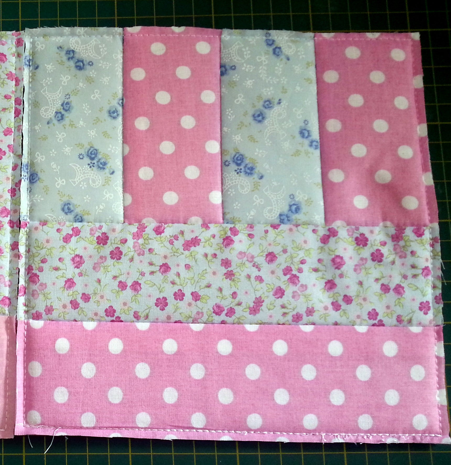ITH QUILTING BLOCK # 2