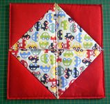 ITH QUILTING BLOCK # 4