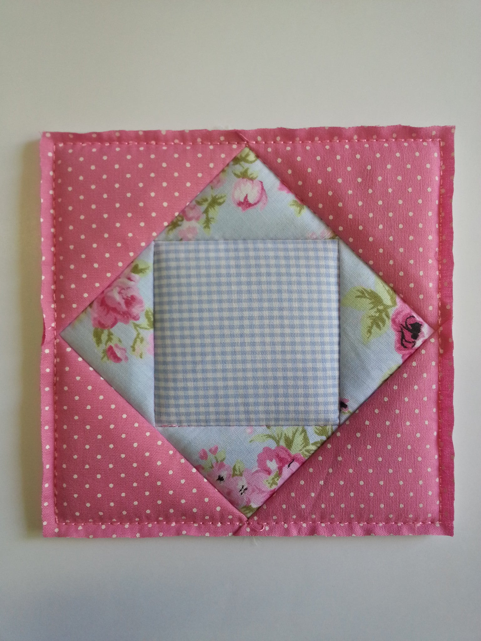 ITH QUILTING BLOCK # 8