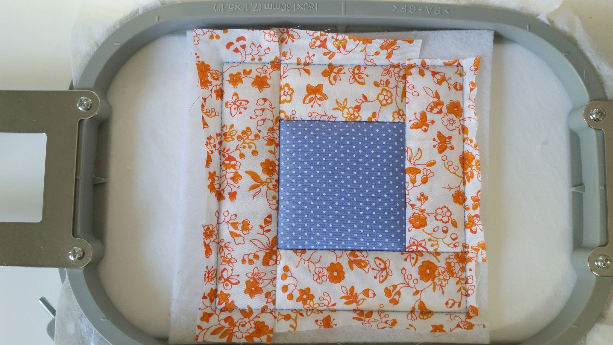 ITH QUILTING BLOCK # 27