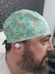 SURGICAL HAT/CAP SEWING PATTERN