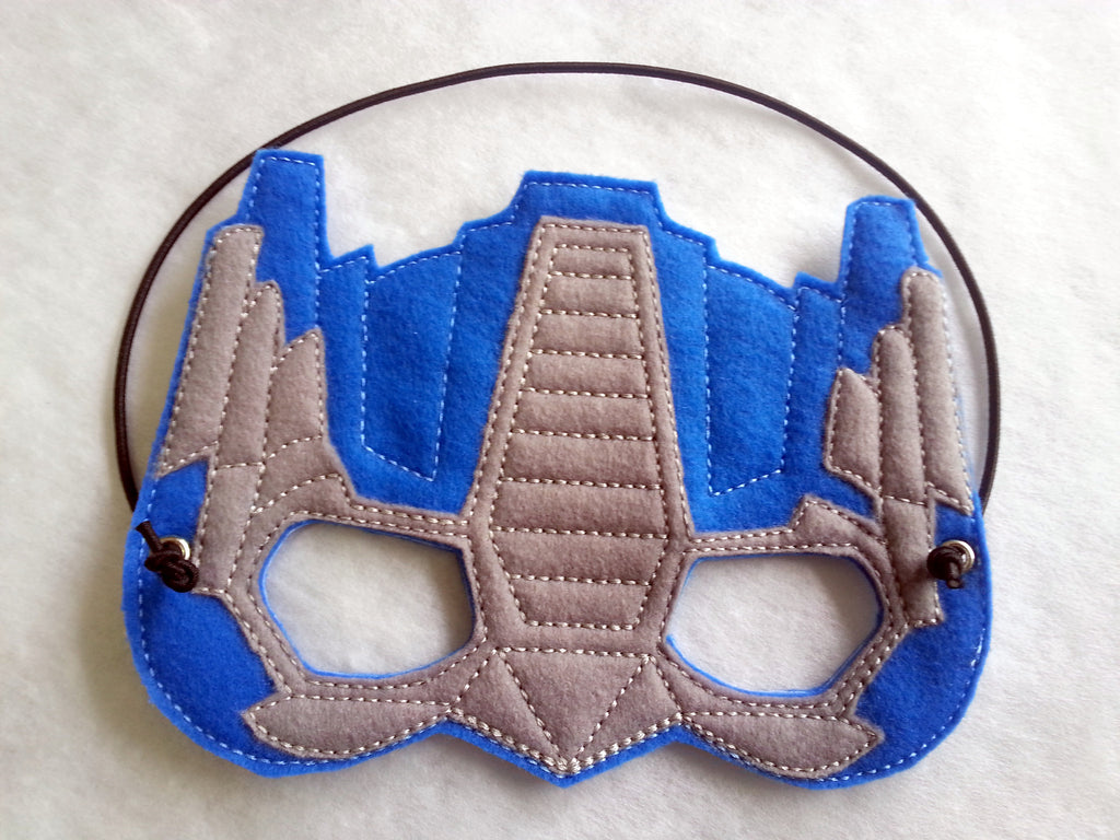5x7 BLUE TRANSFORMER MASK PATTERN