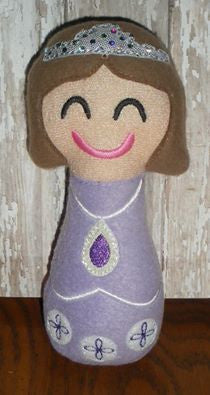 SOFIA THE 1ST RATTLE PATTERN