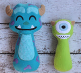 MIKE GREEN MONSTER RATTLE PATTERN