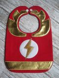 THE FLASH BIB