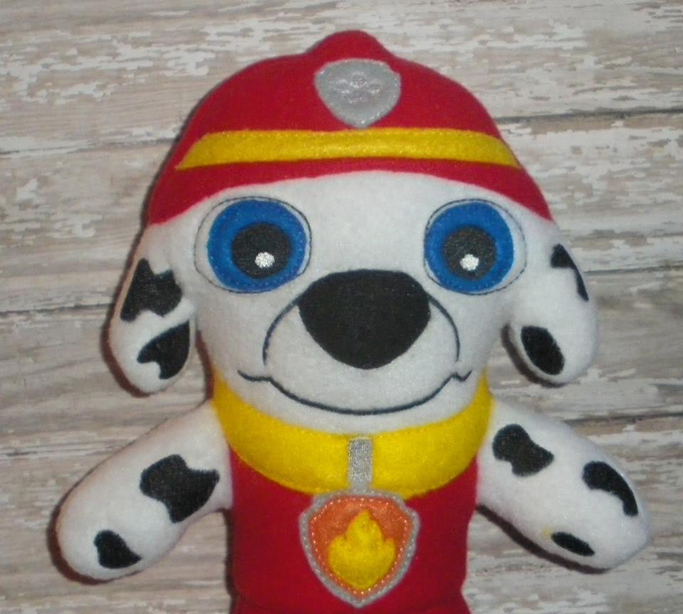 MARSHALL PAW PATROL DOLL PATTERN