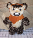 EWOK DOLL PATTERN