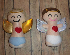 ANGEL RATTLE PATTERN