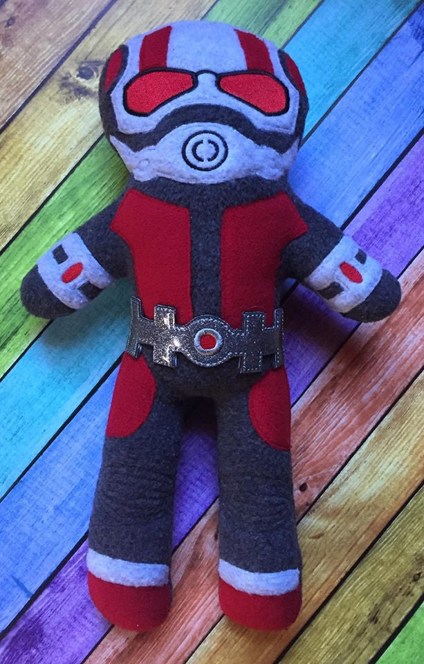 ANT HERO DOLL PATTERN
